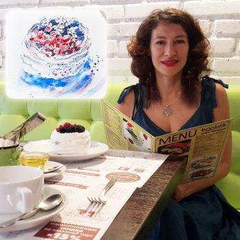 Марьяна пирожное